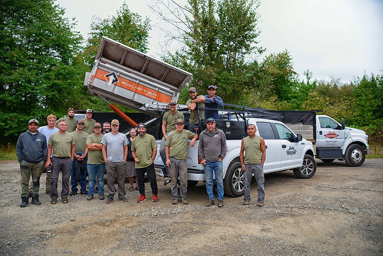 Roofing companies near me in vancouver wa